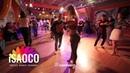 Aleksandr Padurin and Marta Khanna Salsa Dancing in Respublica Vosmera, Monday 30.04.2018 (SC)