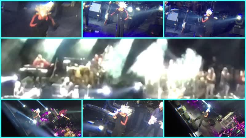 Концерт Jamiroquai в Москве Automaton Tour 2018