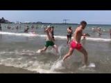 Яббаров и Гриценко сразились в морском поединке