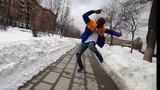Busy Signal - Stay So Dancehll choreo by JIFF DI BOSSMAN