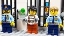 Lego Prison Break - Underground Jail Escape