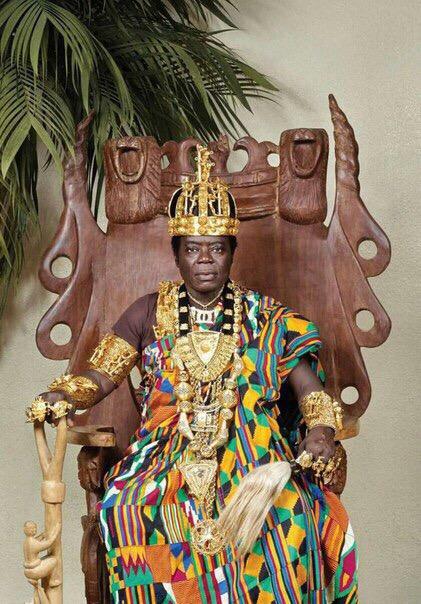 Африканский король, работающий автомехаником в Германии