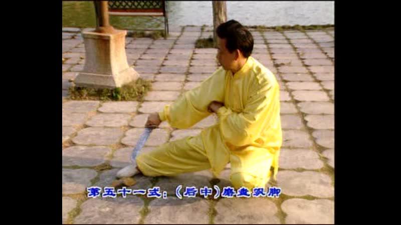 Pan Nam Ving Chun. Part 5.