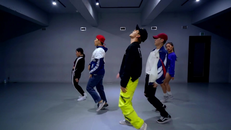 HOYA - All Eyes On Me ¦ ILL choreography ¦ Prepix Dance Studio