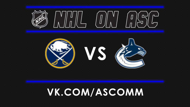 NHL Sabres VS Canucks