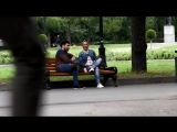 [NS TV LIFE] Знакомство с девушкой в парке горького. Я хочу тебя!