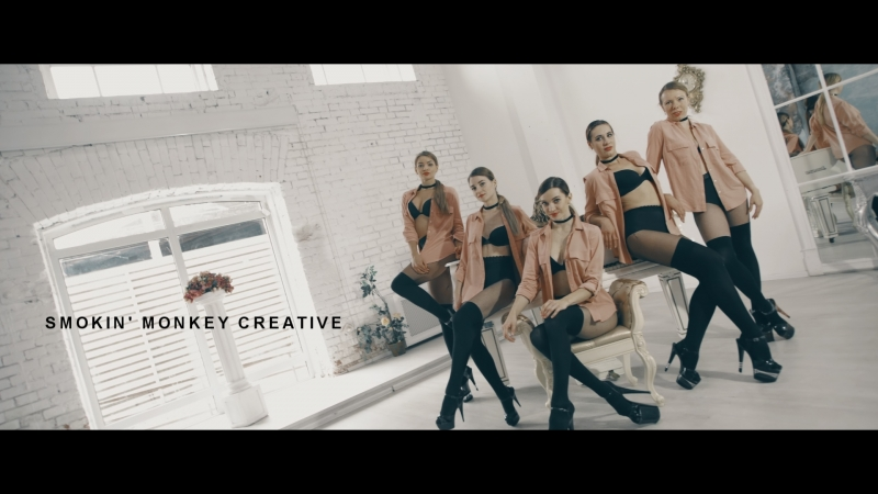Smokin' Monkey Creative Marilyn Monroe choreography by Violetta Yablokova