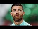 Криштиану Роналду решил растить козлиную бородку на удачу