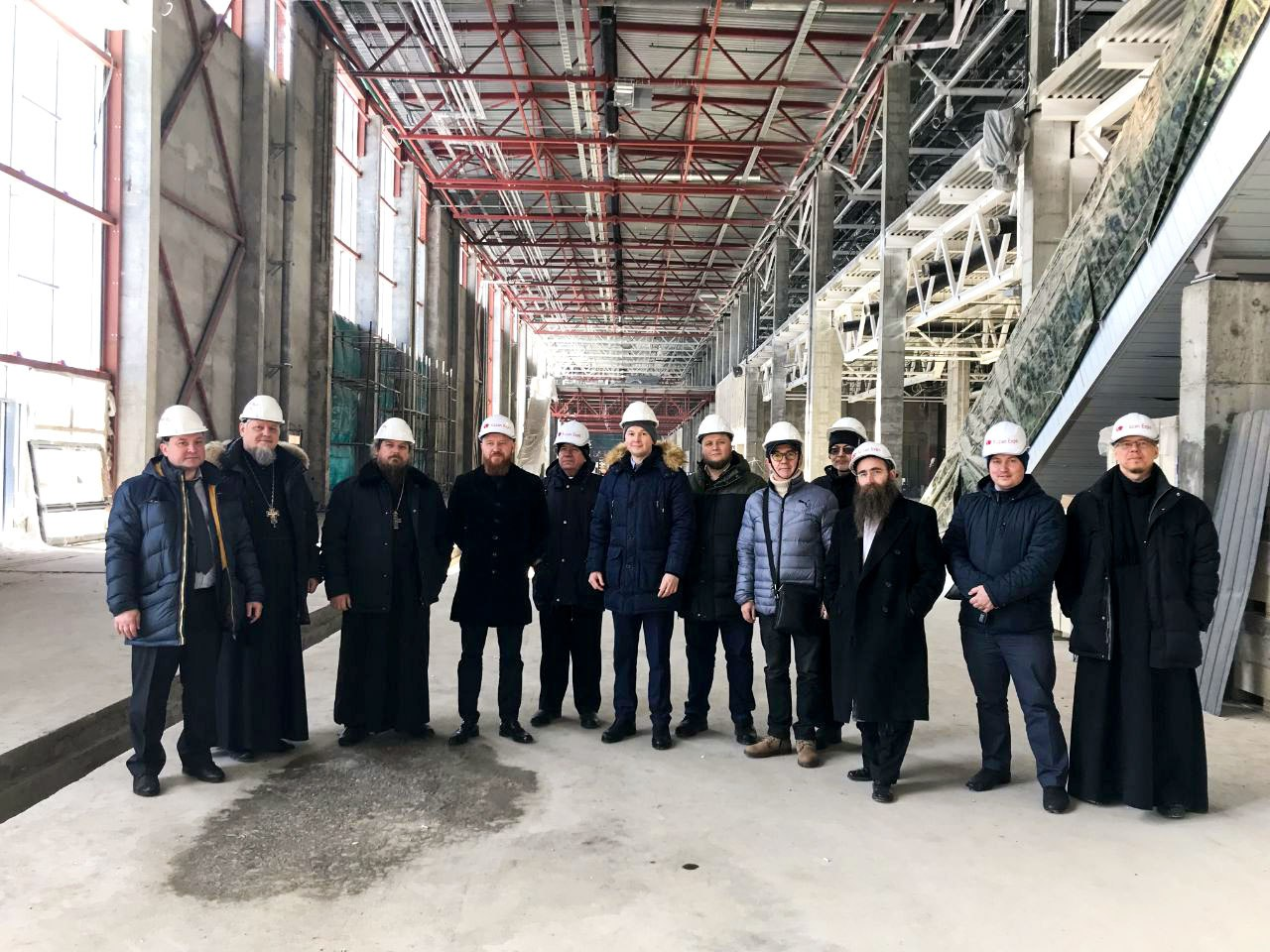 Благочинный I Казанского округа принял участие в совещании по проведению в Казани чемпионата WorldSkills-2019