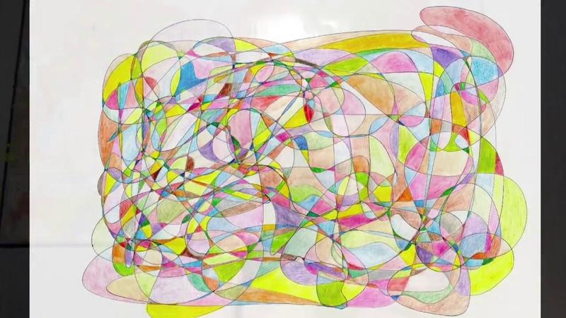 Как рисовать диагностические фрактальные рисунки