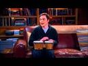 Sheldon Сooper playing bongos