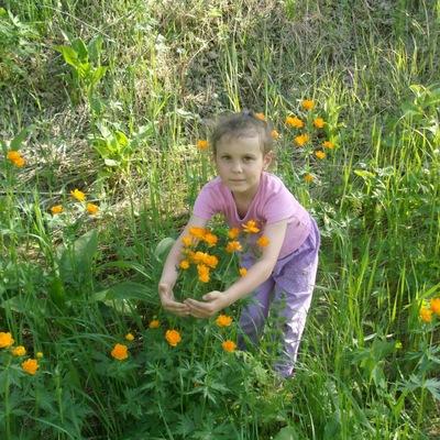Анастасия Сысоева, 12 сентября 1999, Новосибирск, id128426091