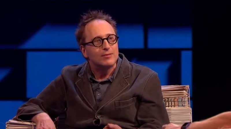 The Russell Howard Hour 2x11 Jon Ronson