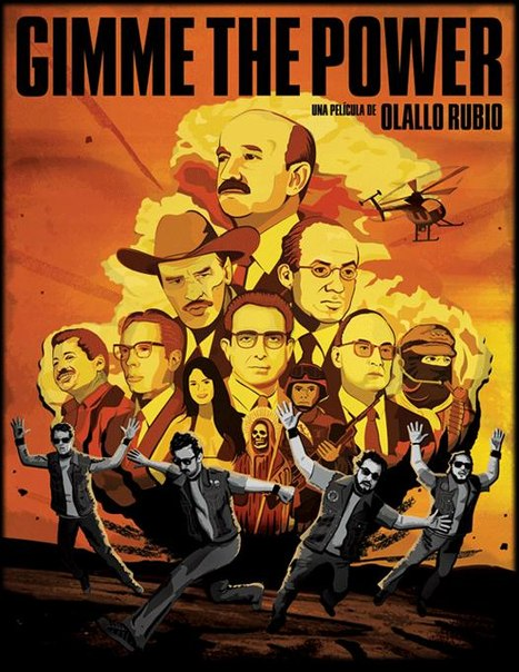 Ver Gimme the Power (2012) Online