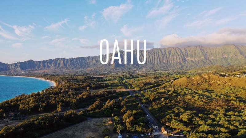 OAHU, HAWAII | TRAVEL (SONY A7III DJI MAVIC 2 PRO)