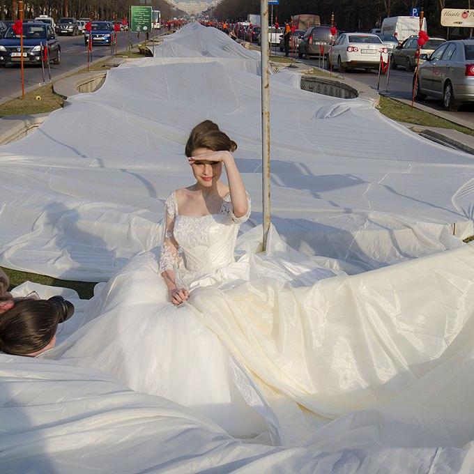 g73bQJTZSwY - 17 Фактов, которых Вы не знали о свадебном платье