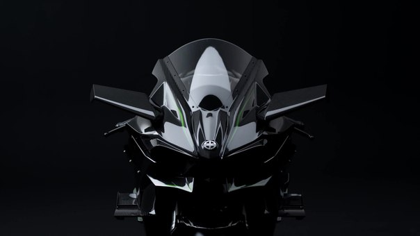 """Kawasaki H2R """"Быстрее ветра"""""""