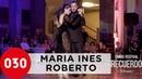 Maria Ines Bogado and Roberto Zuccarino Café Domínguez by Bandonegro