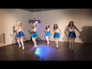 Шоу-балет RedFlame - Морячки