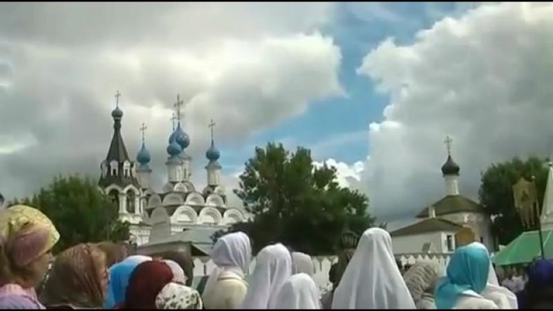 Д/ф Святые благоверные князь Петр и княгиня Феврония Муромския