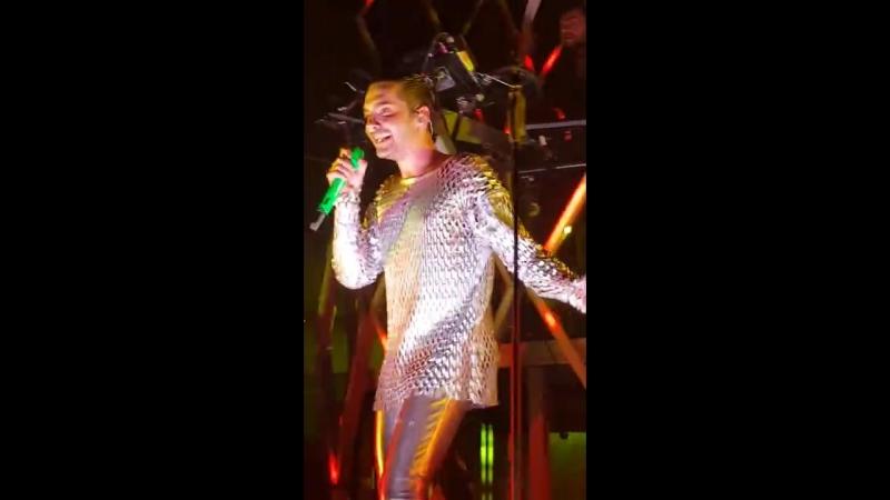 Tokio Hotel Berlin 21.04.2018 Stop Babe