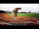 Asafa Powell highlights from Sports science