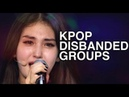KPOP DISBANDED GROUPS – DEBUT VS THE LAST SONG [2015 - 2017]