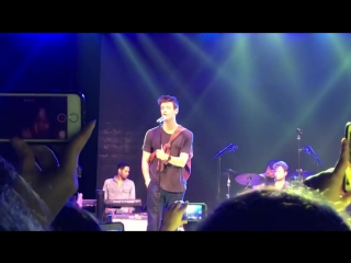 Running home to you - grant gustin - elsie fest 2018 - nyc