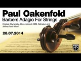 Paul Oakenfold - Adagio For Strings (Johnny Yono Remix)