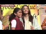 Aishwarya Rai Bachchan Attends Tribute To Sathya Sai Baba