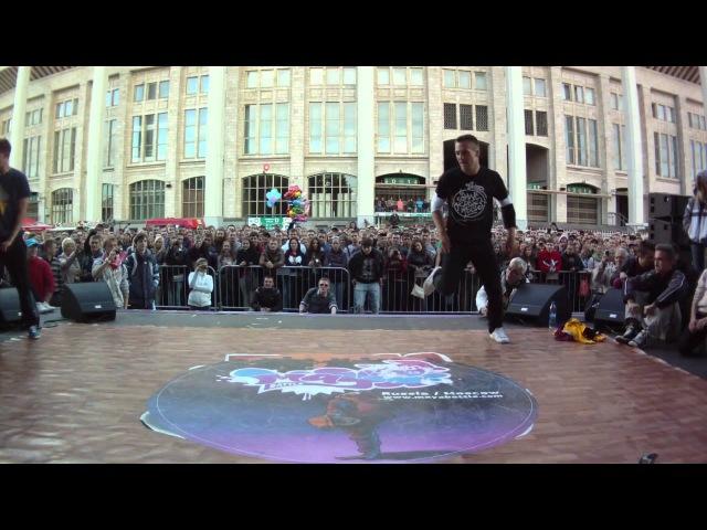 Maya 2012 finals 43 Powermove final Shustry OBC vs X Germany