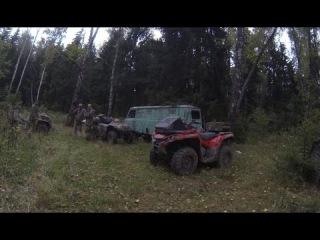 Квадроманьяки в поисках банды ГТА