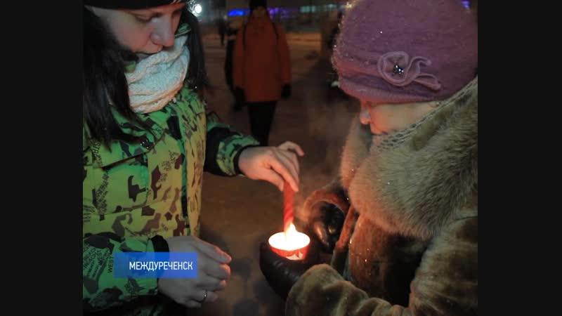 В Междуреченске в память о погибшей 7-летней школьнице организован стихийный мемориал