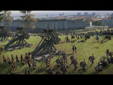 TOTAL WAR ROME 2 - Rise of the Republic Trailer 2018 - Strategy War Game