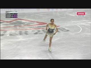 Алина Загитова, КП Grand Prix Final 2018