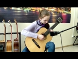 Юлия Липканская - Feelings (Albert Morris)