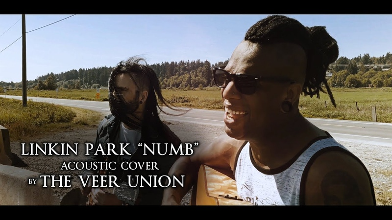 Linkin Park - Numb Acoustic (Cover By The Veer Union)