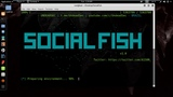 Ultimate phishing tool with Ngrok integrated On Kali Linux 2107.3