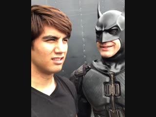 Batman Alain Moussi
