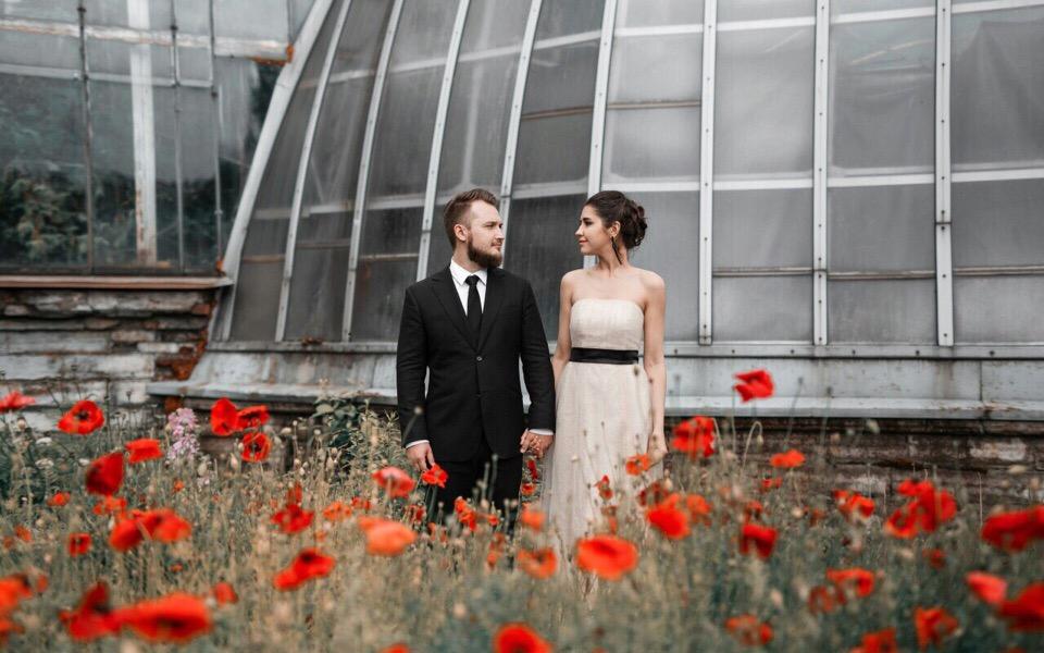 Подготовка к свадебному сезону начинается.