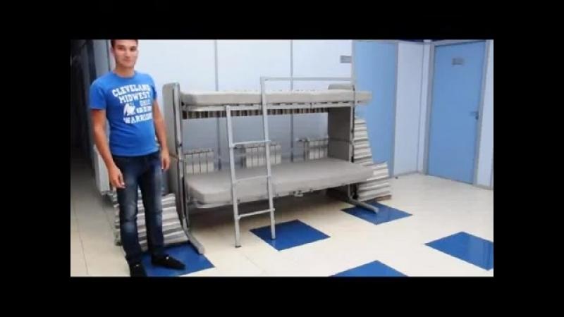 Фонтана -2-х ярусная диван-кровать-трансформер