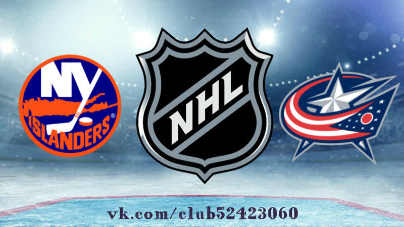 New York Islanders vs Columbus Blue Jackets   14.02.2019   NHL Regular Season 2018-2019