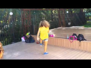 TANGOROD.RU Видео-урок.  Часть 1. Танцевальный флэшмоб ко Дню города 2014.