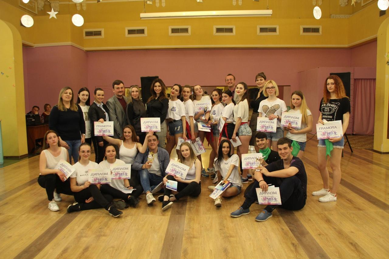 В Донецке прошёл фестиваль уличных танцев «Street Dance 2019»