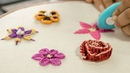 5 EMBROIDERY FLOWER HACKS: Tricks and Tips for Your Project