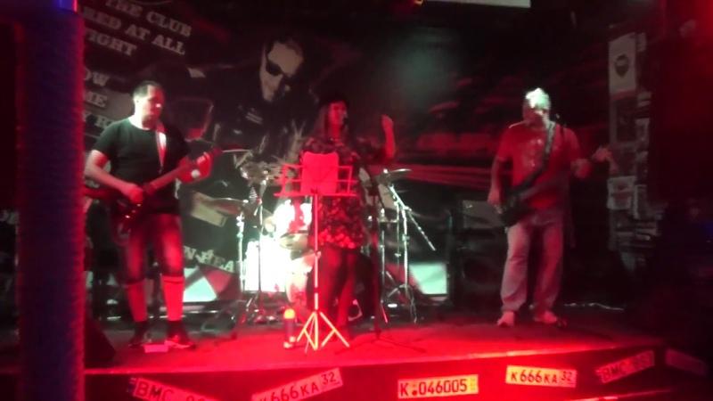 Туркова band Deep Purple Smoke On the Water 21 09 2018