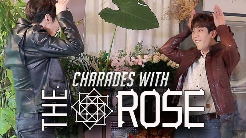 [EXCLUSIVE] The Rose (더 로즈) Plays Charades! 더 로즈의 스피드 퀴즈 대결!