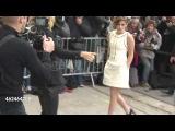 Кристен Стюарт на показе новой коллекции Chanel Spring 2015 (27 января)
