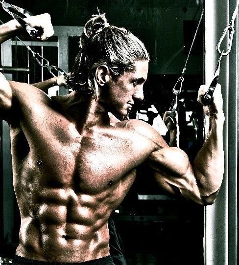 Секс рост мышц