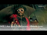 Will.I.Am feat Eva Simons - This is Love (Dj KvanT Remix)